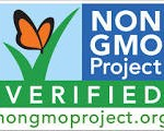Look for the NONGMO Project Verified stamp