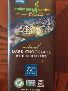NONGMO Dark Chocolate is my favorite