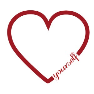 Love Yourself Heart